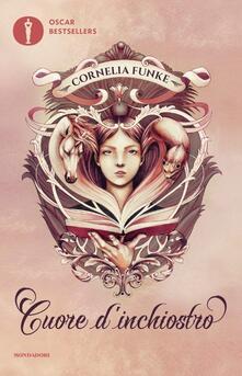 Cuore d'inchiostro - Cornelia Funke - copertina