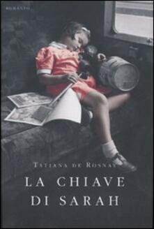 La chiave di Sarah - Tatiana de Rosnay - copertina