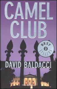 Libro Camel club David Baldacci