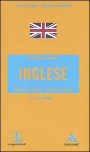Libro Langenscheidt. Inglese. Inglese-italiano, italiano-inglese. Con CD-ROM