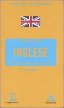 Fondazionesergioperlamusica.it Langenscheidt. Inglese. Inglese-italiano, italiano-inglese. Con CD-ROM Image