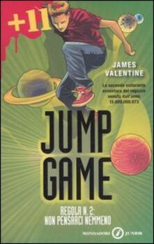 Regola n. 2: non pensarci nemmeno. Jump game.pdf