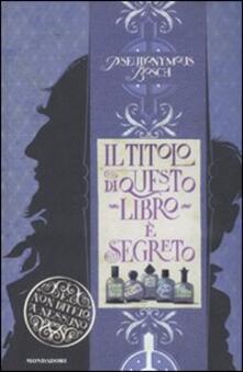 Winniearcher.com Il titolo di questo libro è segreto Image