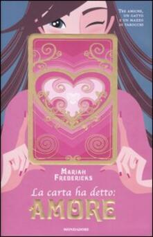 La carta ha detto: amore.pdf