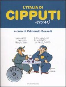 Libro L' Italia di Cipputi Tullio F. Altan