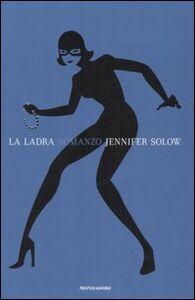 Libro La ladra Jennifer Solow