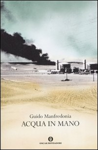 Libro Acqua in mano Guido Manfredonia