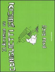 Foto Cover di Il ritorno dei coniglietti suicidi, Libro di Andy Riley, edito da Mondadori