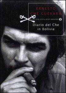 Foto Cover di Diario del Che in Bolivia, Libro di Ernesto Guevara, edito da Mondadori