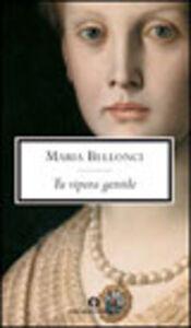 Foto Cover di Tu vipera gentile, Libro di Maria Bellonci, edito da Mondadori