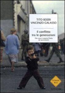 Foto Cover di Contro i giovani. Come l'Italia sta tradendo le nuove generazioni, Libro di Tito Boeri,Vincenzo Galasso, edito da Mondadori