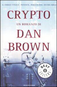 Foto Cover di Crypto, Libro di Dan Brown, edito da Mondadori