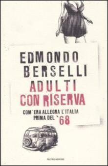 3tsportingclub.it Adulti con riserva. Com'era allegra l'Italia prima del '68 Image