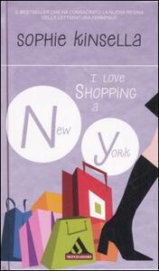 I love shopping a New York