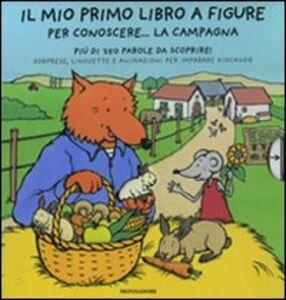 Foto Cover di Il mio primo libro a figure per conoscere...la campagna, Libro di Armelle Boy, edito da Mondadori
