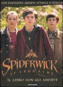 Libro Spiderwick. Le cronache. Il libro con gli adesivi