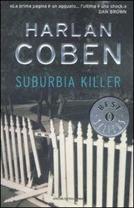 Libro Suburbia killer Harlan Coben