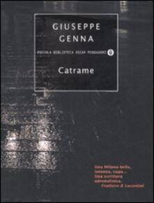 Catrame - Giuseppe Genna - copertina