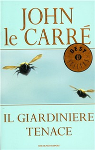 Libro Il giardiniere tenace John Le Carré