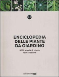 Libro A-Z. Enciclopedia delle piante da giardino. 5000 specie di piante, 1500 illustrate