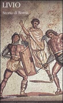 Capturtokyoedition.it Storia di Roma. Testo latino a fronte. Vol. 4 Image
