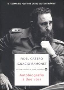 Listadelpopolo.it Autobiografia a due voci Image