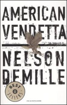 American Vendetta - Nelson DeMille - copertina