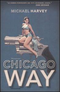 Libro Chicago way Michael Harvey