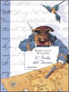 Libro L' isola del tesoro. Ediz. illustrata Robert Louis Stevenson