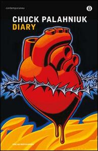 Libro Diary Chuck Palahniuk