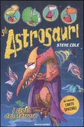 I cieli del terrore. Gli astrosauri. Vol. 5