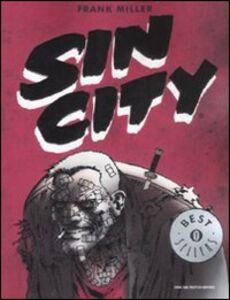 Libro Sin City Frank Miller