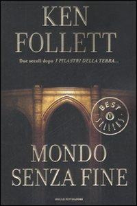 Libro Mondo senza fine Ken Follett