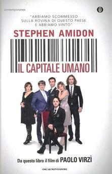 Il capitale umano - Stephen Amidon - copertina