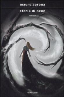 Storia di Neve - Mauro Corona - copertina
