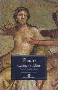 Casina-Stichus. Testo latino a fronte