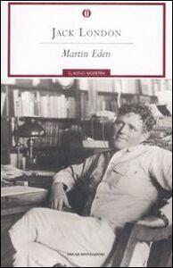 Foto Cover di Martin Eden, Libro di Jack London, edito da Mondadori