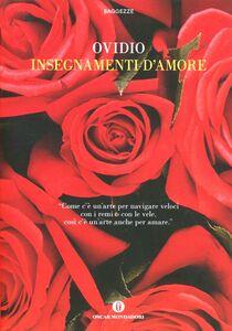 Libro Insegnamenti d'amore P. Nasone Ovidio