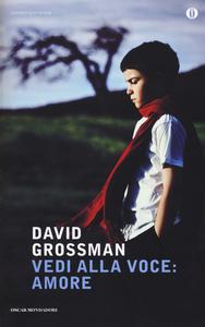 Libro Vedi alla voce: amore David Grossman