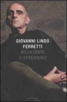 Bella gente d'Appennino - G. Lindo Ferretti - copertina