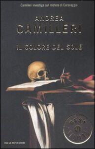Libro Il colore del sole Andrea Camilleri