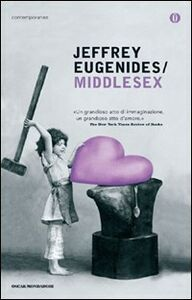 Libro Middlesex Jeffrey Eugenides