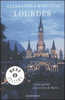 Mercatinidinataletorino.it Lourdes. I miei giorni al servizio di Maria Image