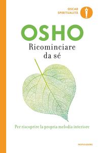 Libro Ricominciare da sé Osho