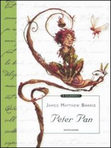 Libro Peter Pan James M. Barrie