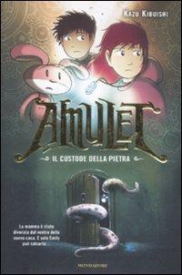 Il Il custode della pietra. Amulet. Vol. 1 - Kibuishi Kazu - wuz.it
