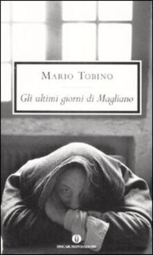 Gli ultimi giorni di Magliano - Mario Tobino - copertina