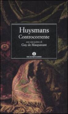 Controcorrente - Joris-Karl Huysmans - copertina