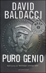 Libro Puro genio David Baldacci