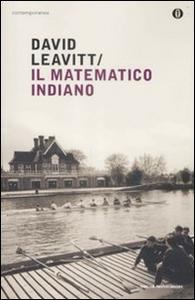 Libro Il matematico indiano David Leavitt